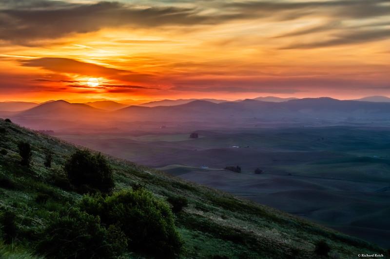 Steptoe Butte Sunrise