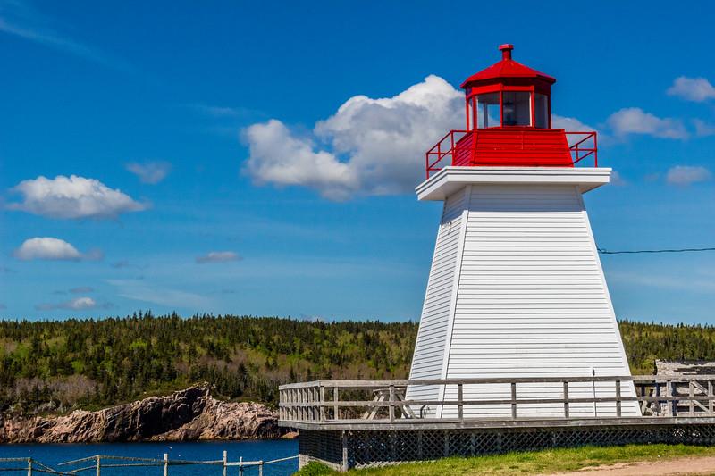 Neil's Harbour Light