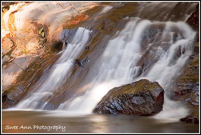 20070310 - Sg Gabai Waterfall