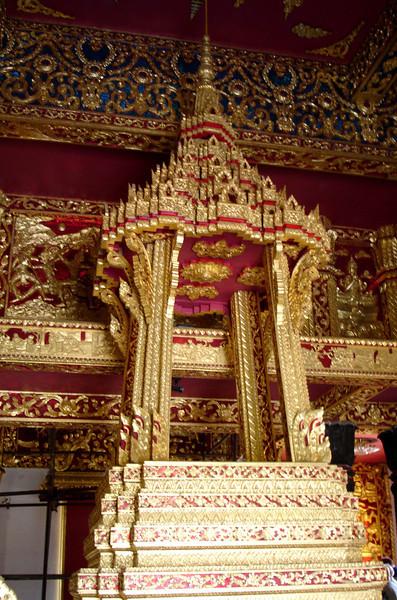 Royal Palace Museum Temple, Luang Prabang, Laos