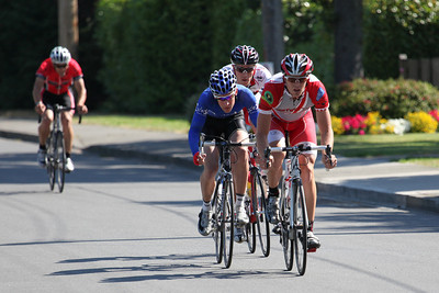Windsor Park Crit, A Race, July 26, 2009