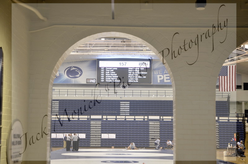 2015 Cleaned PSUAC/USCAA Wrestling Championships