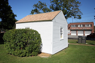 Middlesex Canal Tollhouse