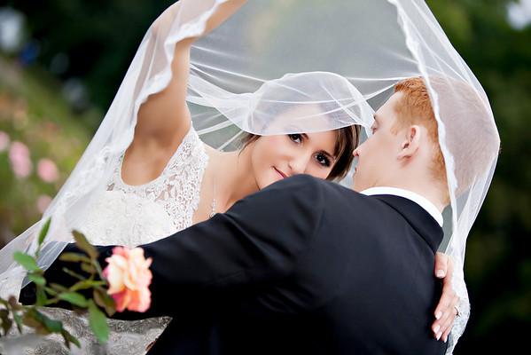 Sergey & Alina Married