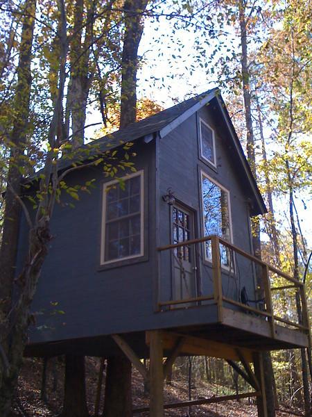 Jacob's tree house