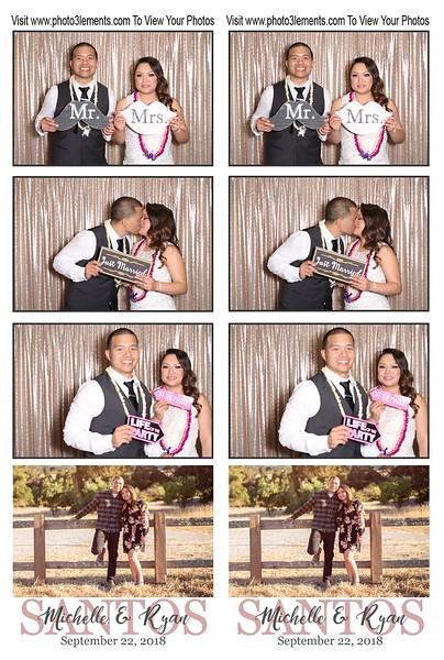 Michelle and Ryan's Wedding 8-22-18
