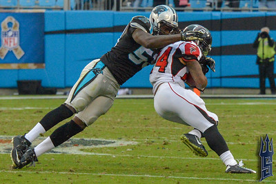 Carolina Panthers vs. Atlanta Falcons - 11-16-14