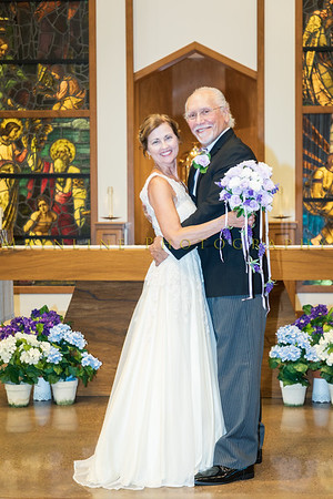 Mary and Joe wedding