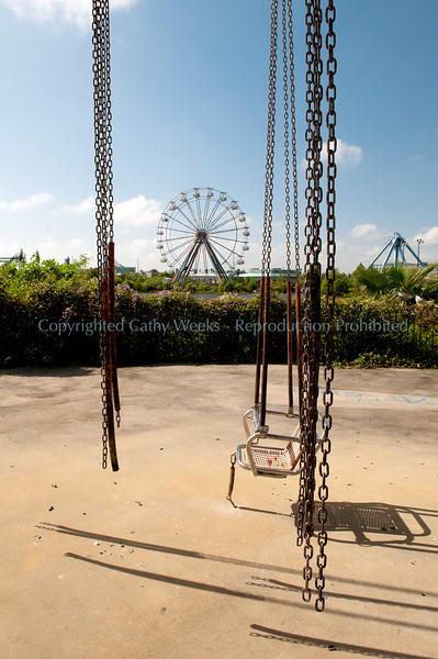 Six Flags Abandoned Louisiana