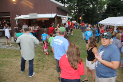 Block Party, Tuscarora Fire Company, Tuscarora (7-27-2013)