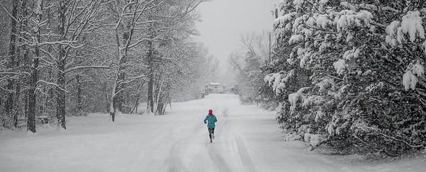 Winter Wonderland Running + Wellness Retreat 2021