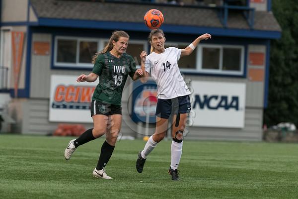 Wheaton College Women's Soccer vs Illinois Wesleyan, October 4, 2019