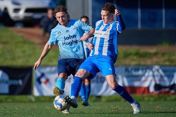 Floreat Athena FC v Sorrento FC