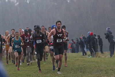 Men's 2.8K Mark - 2019 NCAA D1 XC Championships