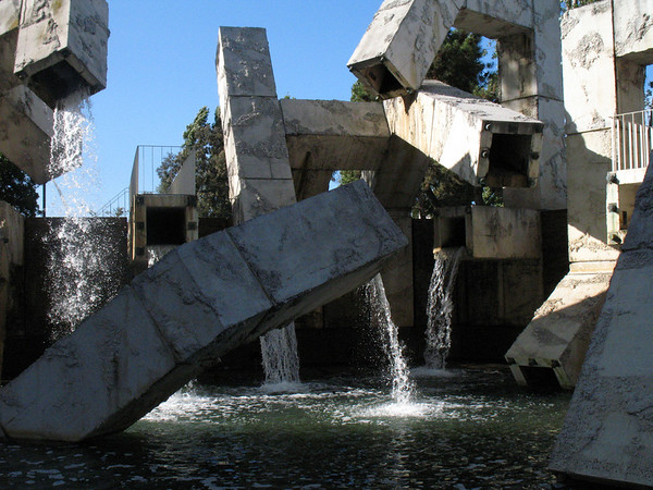 Vaillancourt Fountain at The Embarcadero