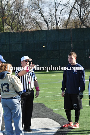 JERICHO FD VS SYOSSET FD TURKEY BOWL 2012