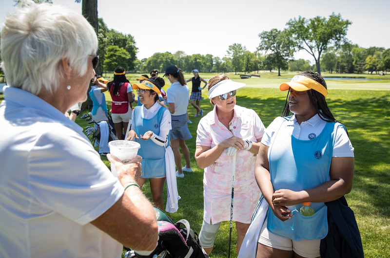 WGAESF Caddy Academy Women's Invitational