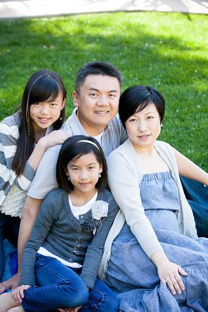 Tsai Family 2012