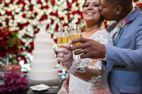 Casamento Denise e Marcel