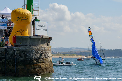 ISAF Worlds'14 D10 Racing