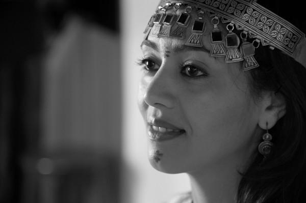 Fatima Berber Goddess
