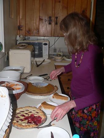 Thanksgiving Nov 25 2010 - with J&J