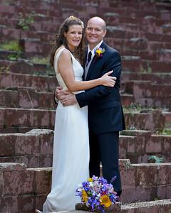 Andrea Bohmholdt - Joel Provencher Wedding