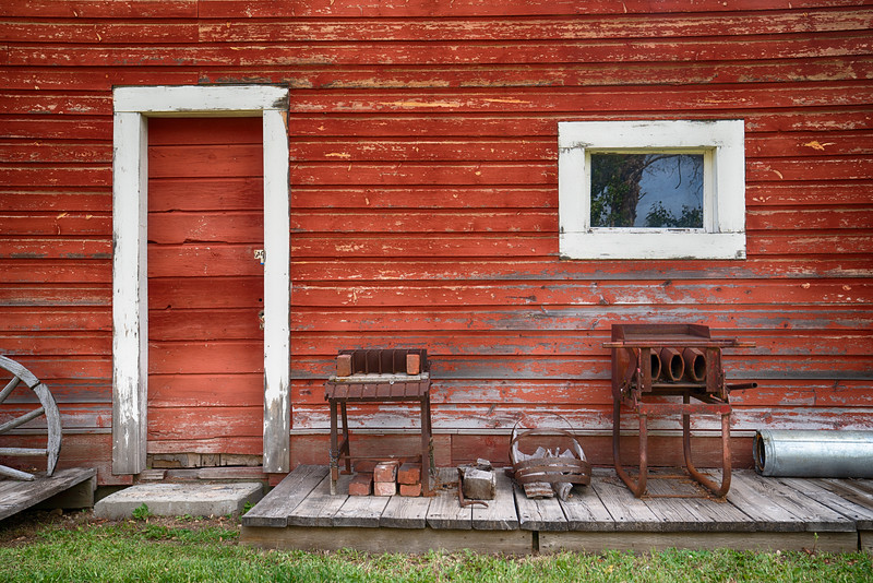 Back Porch, Roseberry, Idaho