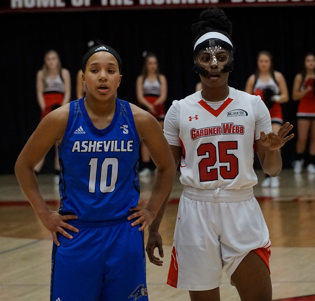 WBB vs. UNC Asheville