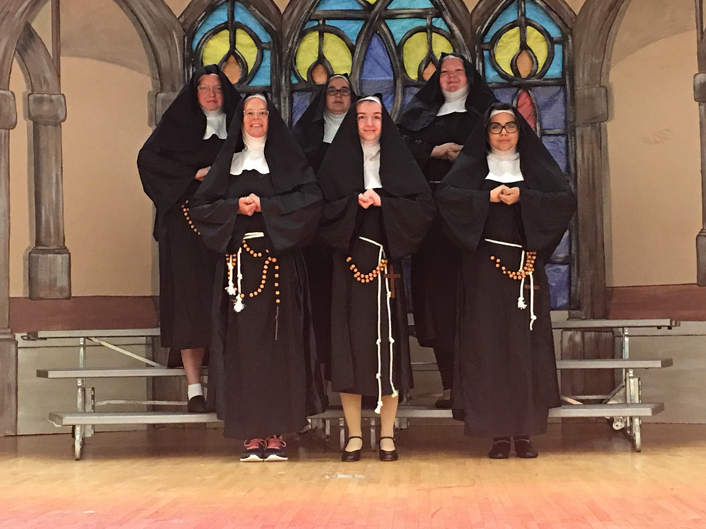. Sandstone Summer Theatre will be performing Sister Act 8 p.m. July 13-15 at Amherst Marion L. Steele High School, 450 Washington St., in Amherst. For more information, visit sandstonesummertheatre.org. (Khadija Smith - The Morning Journal)