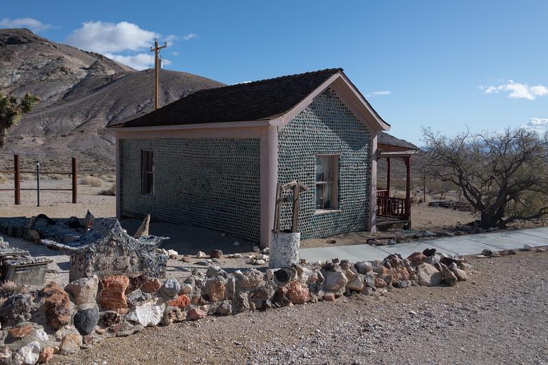 Tom Kelly Bottle House