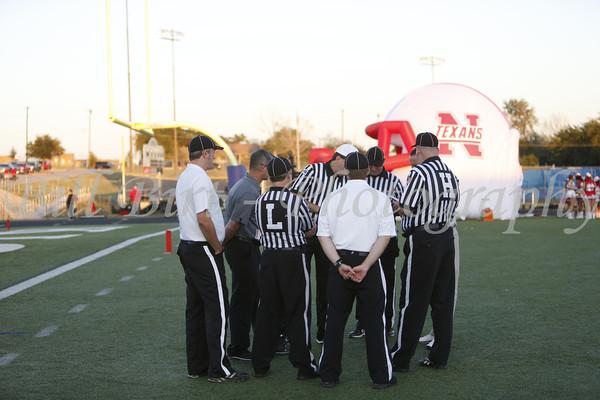 TCHS V FB vs Nortlhwest 10-24-13