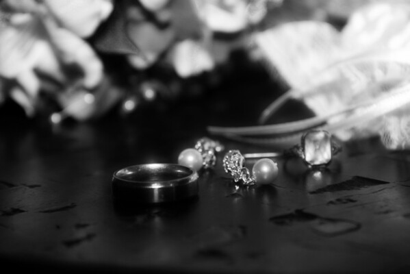 TRACI AND DEREK'S WEDDING