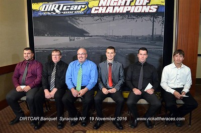2016 DIRTcar Night Of Champions - 11/19/16 - Rick Young
