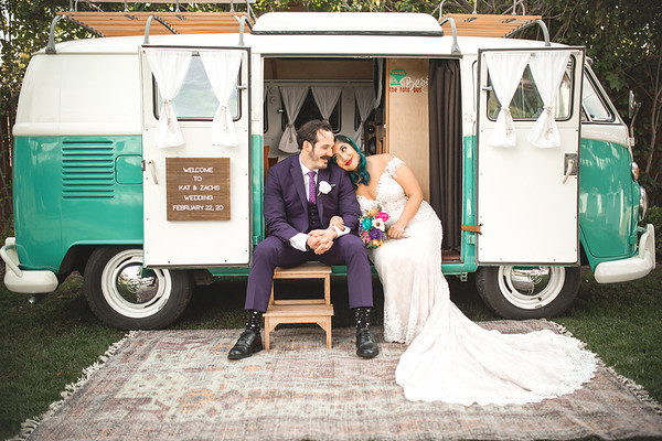 Zachary & Katarina - Wedding Collection
