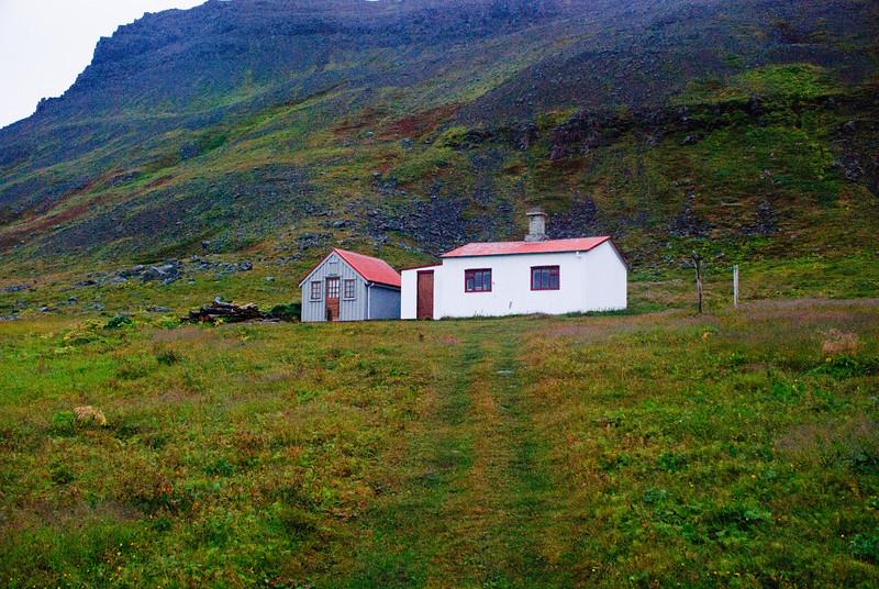 Aðalvík - Látrar. Sólvellir. 2010.