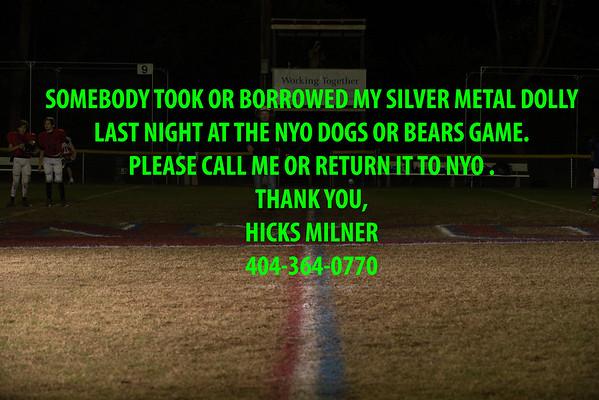 #50 Bears vs Falcons