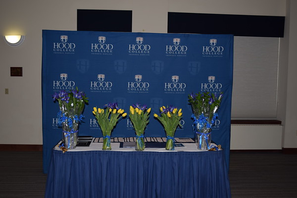 2019 Ionic Society Induction Ceremony