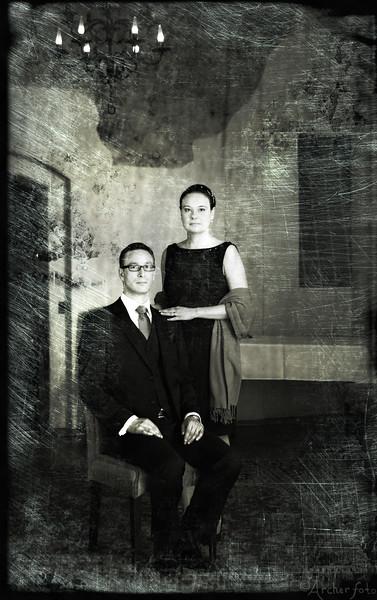 Henrik and Carina