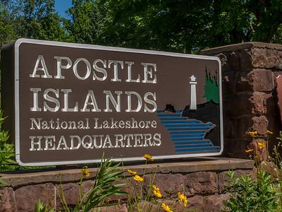 2017 Apostle Islands National Lakeshore
