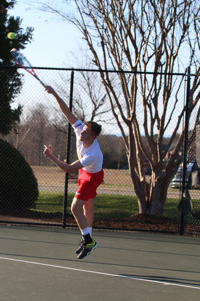 Gardner-Webb Runnin Bulldogs Men's Tennis team came out triumphant against Belmont Abbey on February 14, 2020.
