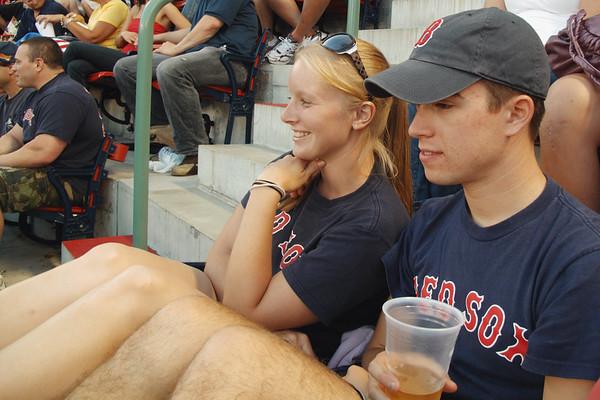 Red Sox vs. Mariners July 3, 2009