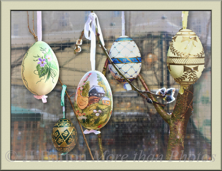 The Freyung at Easter Traditional Market