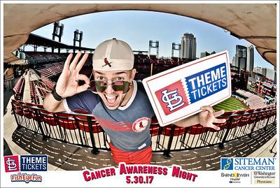05.30.17 - Cancer Awareness Night