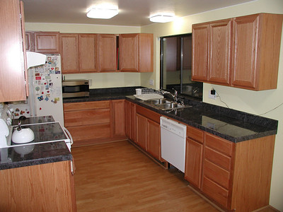 Kitchen Remodel - 2008