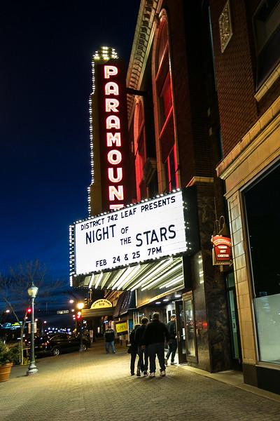 Night of the Stars   2017