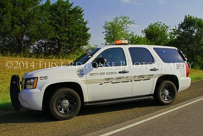 Anna, TX.  Police