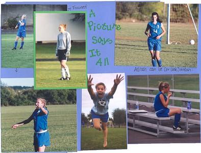 VC Girls Soccer 2003