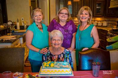 Grandma's 85th Birthday Party Mar2015