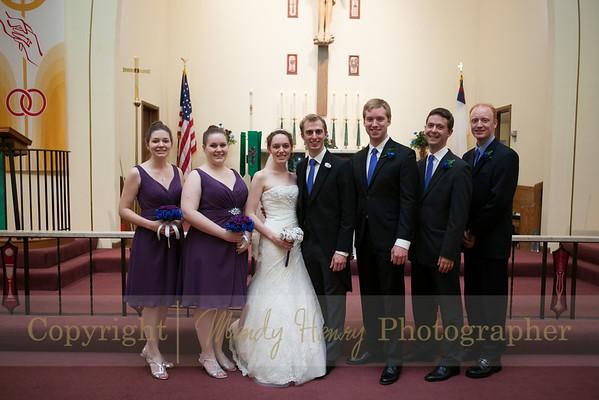 Dodson Wedding Party